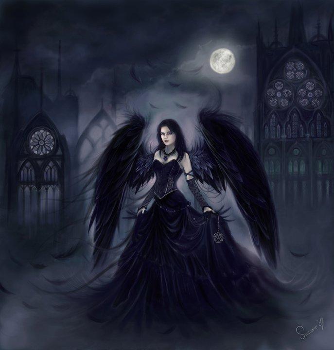 Dark Angel In The Moonlight, Angels 2