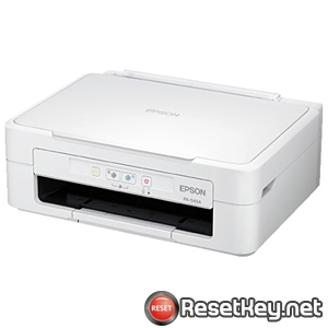 Reset Epson PX-045A printer Waste Ink Pads Counter