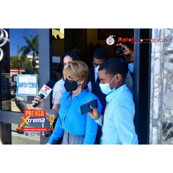 No permiten Lucía Medina visite sus hermanos que están presos