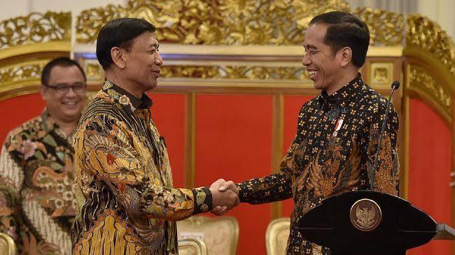 Jokowi Butuh Wiranto untuk Atasi Situasi Darurat Pandemi Covid-19