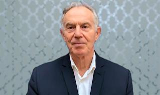 Tony Blair, ex-PM do Reino Unido: Rabino Sacks me lembrou da importância da fé