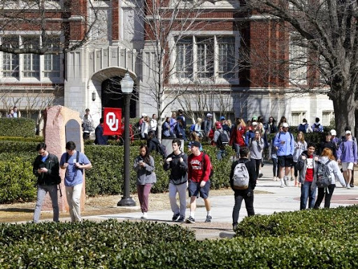 Students say OU`s fraternities are way too segregated