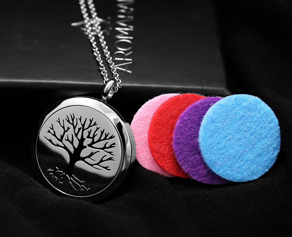 BEAUTIFUL ESSENTIAL OIL NECKLACES AND JEWELRIES  YOU LOVE TO WEAR 4