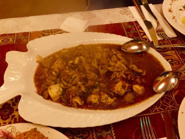 Testi kebab Istanbul
