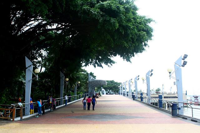 Malecón - Guayaquil Ecuador