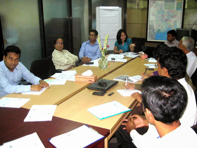 Introduction Meeting with ERF, UNDP