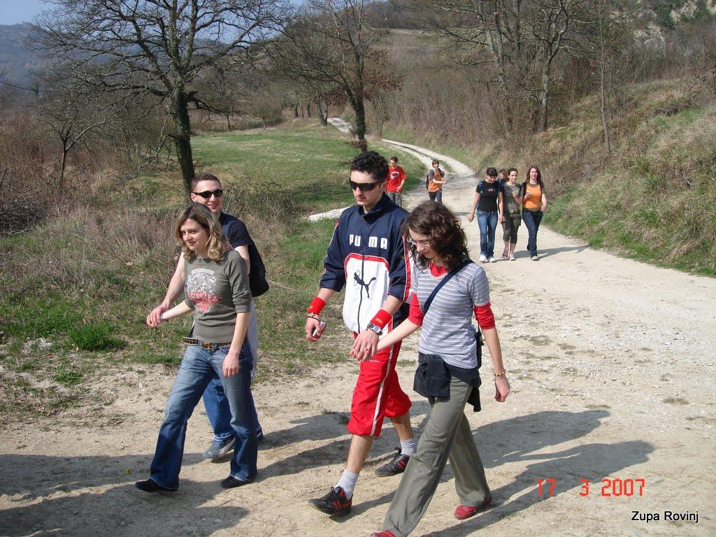 Križni put, Stazom sv. Šimuna, Gračišće - DSC02143.JPG