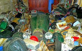 Abandoned Bugatti