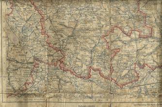 Photo: Mapa cz.2