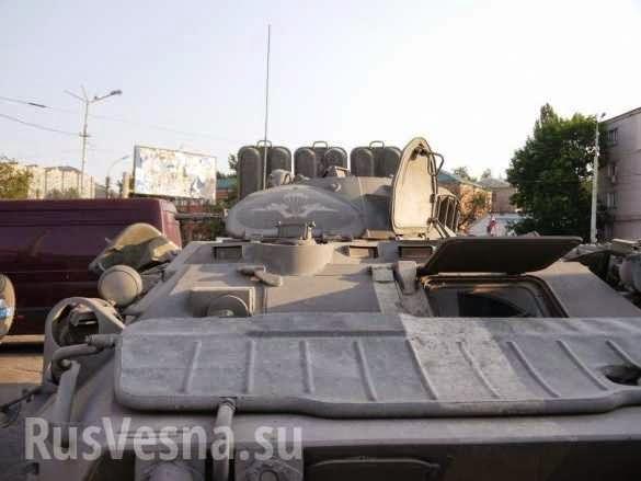 ополчение, трофеи, пленные, поражение украинской армии