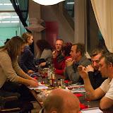 Soirée spaghetti Novembre 2011