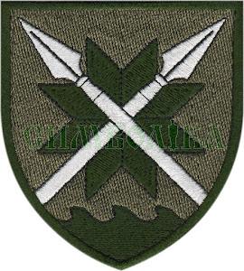 56 ОМБР/тк.олива/нарукавна емблема