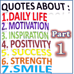 Daily Inspirational Quotes. ( Part1 ) FREE 2018 Icon