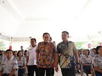 Tingkatkan Kualitas Pendidikan Bantaeng, Ilham Azikin Gandeng Putra Sampoerna Foundation