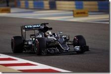 Lewis Hamilton ha conquistato la pole del gran premio del Bahrain 2016