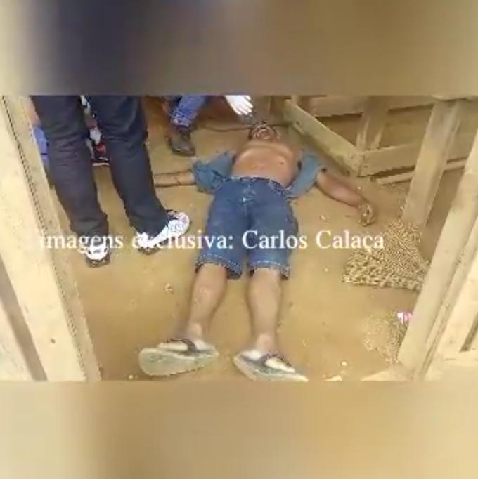ALTAMIRA/PA: HOMICÍDIO NO CONJUNTO MINHA CASA MINHA VIDA NO RAMAL DOS COCOS.
