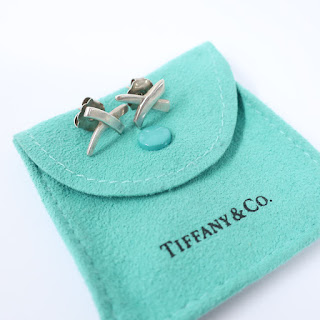 Tiffany & Co. X Paloma Picasso Sterling Silver Earrings