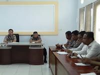 Kapolres Kepulauan Selayar gelar Rapat Interen Terkait Pencegahan Virus Covid-19