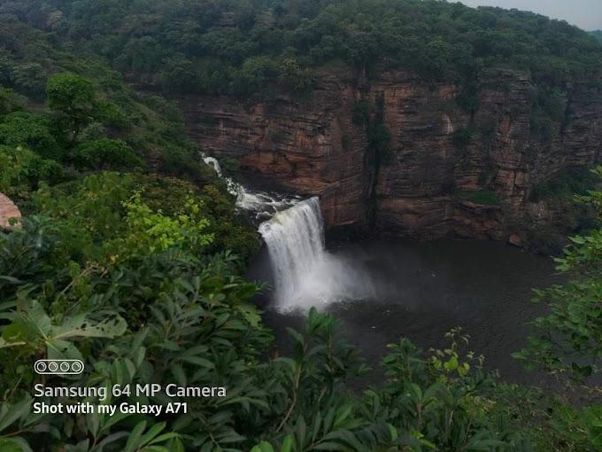 Rajdari waterfall Chandauli uttar pradesh