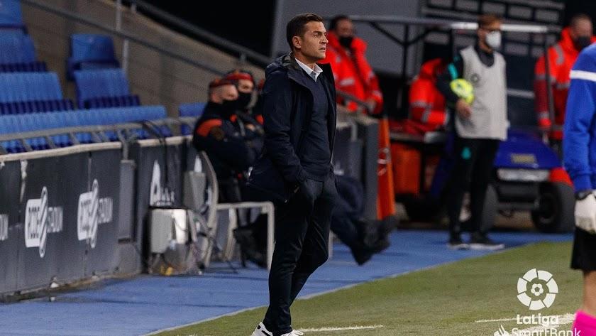Francisco vuelve a conquistar el Estadio del Espanyol.