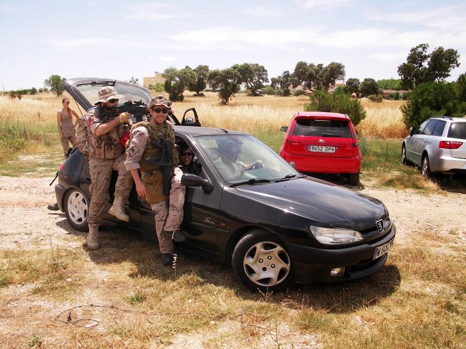 """Fotos de """"THE FINAL WAR"""". La Granja. 23-06-13 PICT0101"""