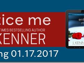 Excerpt Spotlight: Entice Me (Stark Trilogy #3.11) by J. Kenner + Teaser