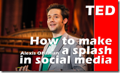 TED-How to make a splash in social media-cover-2 - 240