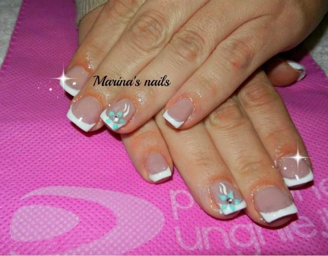 Favorito Il blog delle unghie e della nail art: French bianco: sempre di moda! MB01