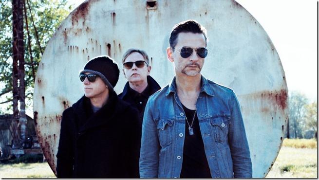 Depeche Mode Mexico Foro SOl 11 de Marzo 2018 Venta de Boletos