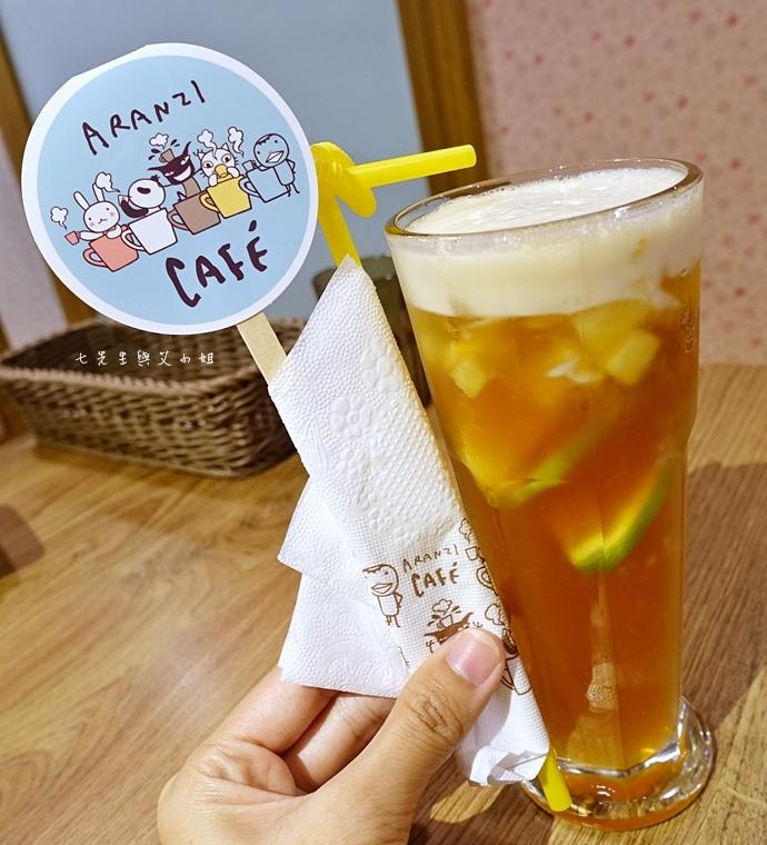 21 阿朗基阿龍佐咖啡廳 板橋環球店 日式茶屋風