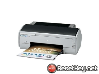 Resetting Epson PX-5500 printer Waste Ink Counter