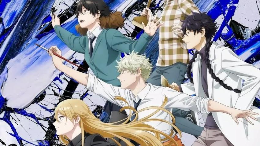 (Anime) Blue Period [Update EP04v2]