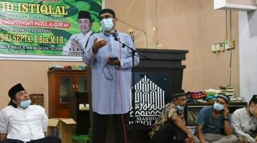 Hendri Septa: Pesantren Ramadhan Lahirkan Generasi Muda Penghafal Qur'an