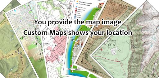 Custom Maps - Apps on Google Play