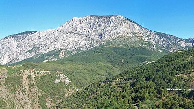Spil Dağı Milli Parkı 2012 Konaklama Fiyat Listesi