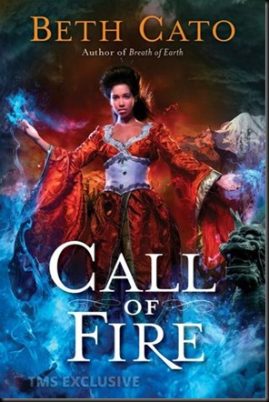Call of Fire  (Breath of Earth #2)