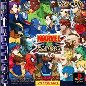 Game Marvel Vs Capcom : Clash of Super Heroes Download