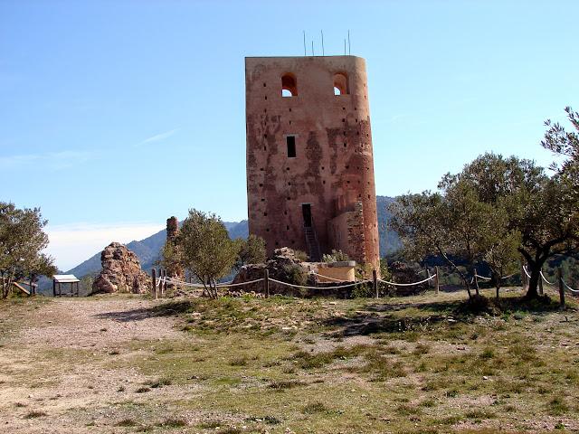 Senderismo - Castillo de Almonecir