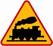 Uwaga pociąg!