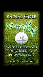 Radial Golf- screenshot thumbnail
