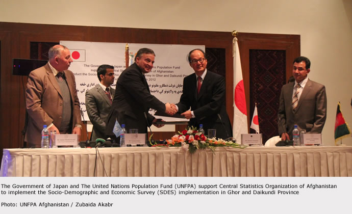 POPULATION AND DEVELOPMENT: NEW AGREEMENT FOR THE SOCIO-DEMOGRAPHIC AND ECONOMIC SURVEY IN GOHR AND DAIKUNDI PROVINCE