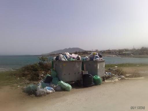 idea studio - σκουπίδια