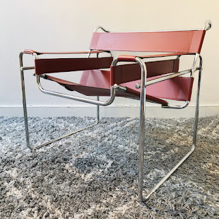 Italian Wassily Style Chair #1