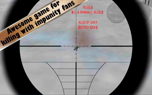 Contract: Sniper Shot