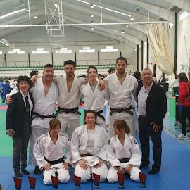 Judo Corpore en los Campeonatos de Extremadura Senior
