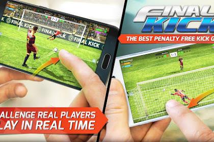 Final Kick: Online Football v7.2.2  Full Apk+Obb For Android