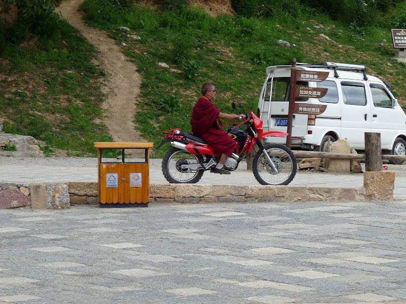 Chine.Yunnan. Ganten Sumtsenling Monastery, Shangri la - P1260097.JPG