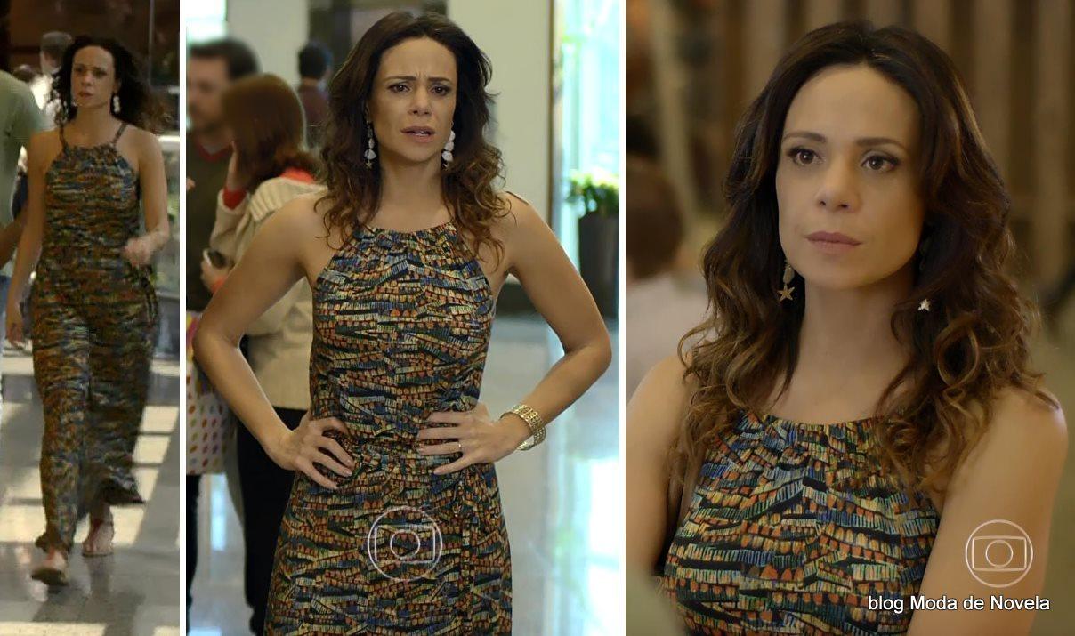moda da novela Em Família - look da Juliana dia 4 de junho