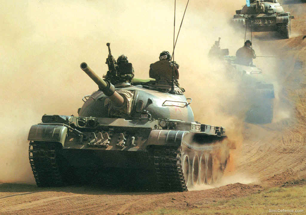 Tank Pictures: Type 59 Tank Pictures