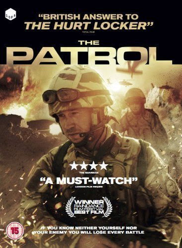 Poster Of English Movie The Patrol (2013) Free Download Full New Hollywood Movie Watch Online At Alldownloads4u.Com